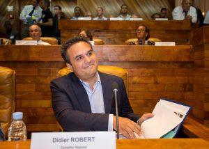 Visite à Mayotte du Président Didier ROBERT et d'une délégation du Conseil Régional de La Réunion