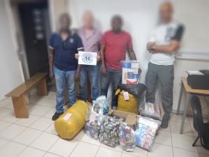 Démantèlement d'un trafic de cigarettes de contrebande entre Les Comores et Mayotte