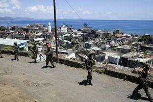 Reprise des tirs et couvre feu instauré à Mutsamudu