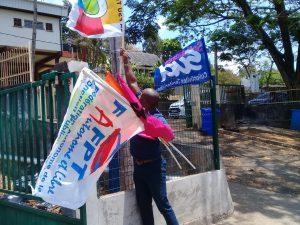 Fin de la grève à la DPSU