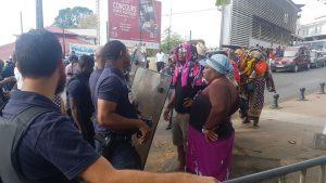 Annulation de la comparution immédiate pour l'individu interpellé vendredi devant la préfecture