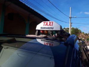 Taxi grève 2