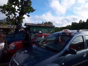 Taxi grève