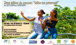 Lancement de la deuxième édition du concours selfise ton préservatif et de la première édition du concours préviens ton proche