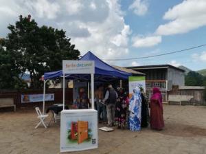 De nouvelles adresses pour les habitants de Mamoudzou : La tournée « Karibu chez vous ! » continue