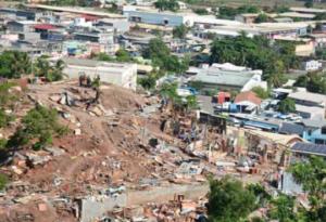 Accueil des familles déplacées suite à l'opération sur les terrains dits « Batrolo »