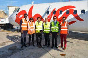 Nouvel épisode de Ewa Air : de Malte à Assouan