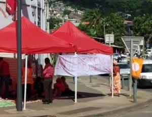La grève SFR a débuté