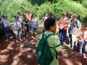 Opération de plantation en forêt domaniale de Combani