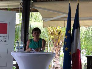 La Ministre des Outre Mer annonce un plan santé lors de sa conférence de presse