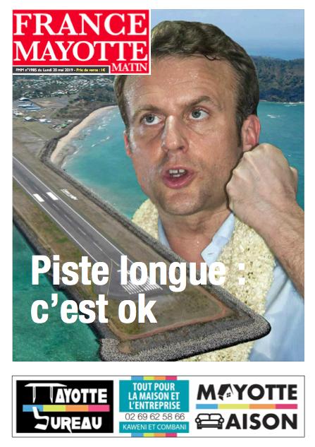 France Mayotte Lundi 20 mai 2019