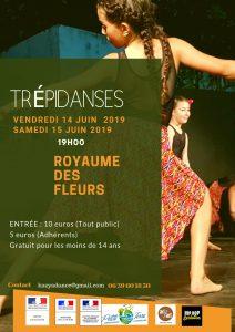 La deuxième édition de TRéPidanSes c'est ce soir et demain !