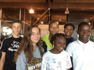 Six jeunes de Petite Terre défendent les couleurs de Mayotte aux Jeux internationaux de la jeunesse