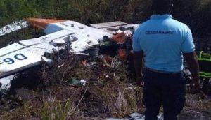 Deux blessés dans le crash d'un avion aux Comores