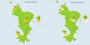 Tempête de soleil ce week-end sur Mayotte : profitez en !