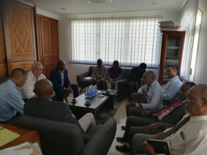 Mayotte : vers un partenariat autour des enjeux sanitaires sur le canal du Mozambique