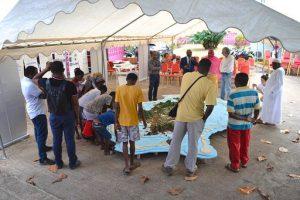 La maquette Ouparana encore à Chiconi demain
