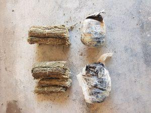 6,4 kilos de produits stupéfiants saisis lors de l'interpellation d'un kwassa-kwassa