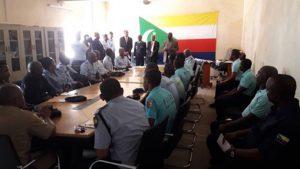 Une formation anti kwassas aux Comores