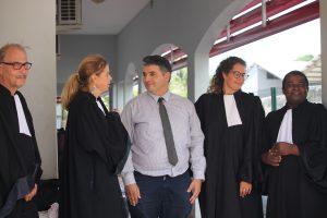 Les avocats de Mayotte mobilisés pour défendre leur système de retraite