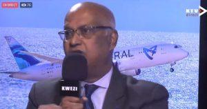 Marie Jospeh Malé : Air Austral est attaché à Mayotte
