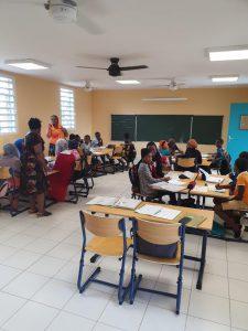 Après quatre mois de chantier, l'école Sada 3 accueille à nouveau les élèves