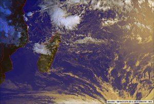 Cyclone naissance
