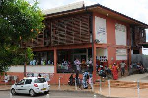 Dispensaire de Jacaranda