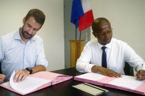 Le développement de la commune de Bandrélé se poursuit : convention de financement avec l'AFD