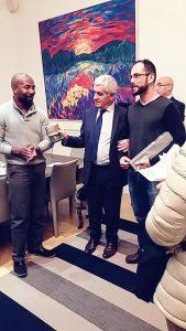 Gérard Trémège se reprend avec Hirachidine Saindou
