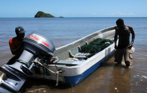 Pêche : professionnaliser un secteur d'activité sans pour autant  perdre les pratiques ancestrales