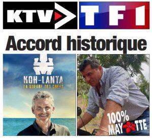 Kho Lanta et The Voice, bientôt diffusés sur Kwezi Télévision ?