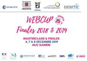 Web Cup : la finale de l'Océan Indien se tiendra à Mayotte les 7 et 8 décembre prochain