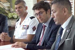 Le Trinôme académique de Mayotte renouvelle la classe défense