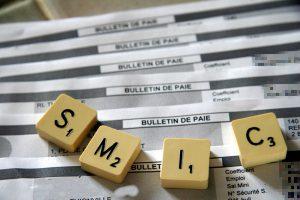 Le SMIC a augmenté le 1er janvier