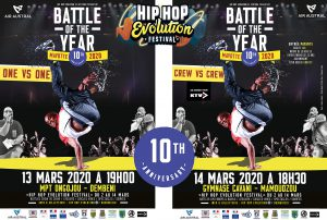 Battle of the year Mayotte : 10 ans déjà !