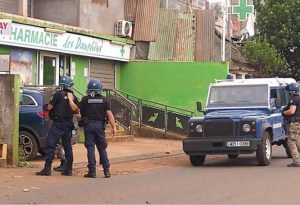La brigade de gendarmerie de Dembéni ouvre ses portes à une heure où les violences se multiplient
