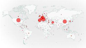 La pandémie s'installe et prend encore de l'ampleur dans le bassin Sud Océan Indien sauf aux Comores