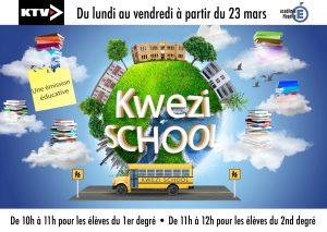 KTV lance l'émission Kwezi School en partenariat avec le Rectorat de Mayotte