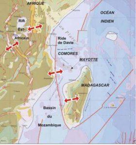 Un séisme au Nord de l'île de magnitude 5,8 qui pose question depuis samedi