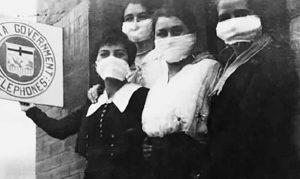 Il y a tout juste 100 ans le monde entier était frappé par une terrible pandémie de grippe espagnole