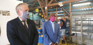 450 000 masques vont être distribués gratuitement à la population de l'île