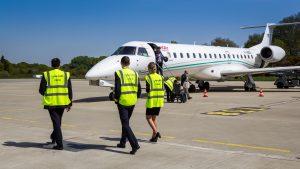 L'ARS devrait disposer d'un avion pour 3 mois pour faire des évacuations sanitaires