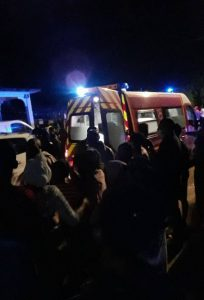 Des violences entre bandes de jeunes à Longoni cette nuit