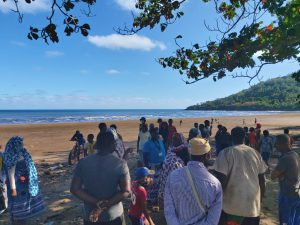 Corps sur la plage de Charifou : drame de l'immigration clandestine confirmé