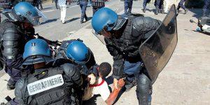 Inadmissible : un gendarme blessé lors de nouveaux caillassages à Dzoumogné