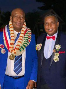 Un nouveau petit-terrien élu président de l'Association des maires de Mayotte