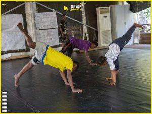 L'association Hip Hop Evolution continue de recevoir des jeunes mahorais pendant l'été