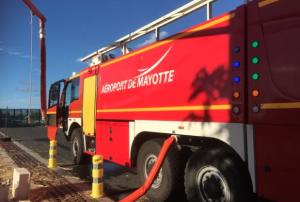 Pompiers aéroport