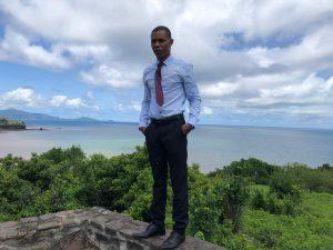Assani Bamcolo Saindou Président de l'interco du Nord